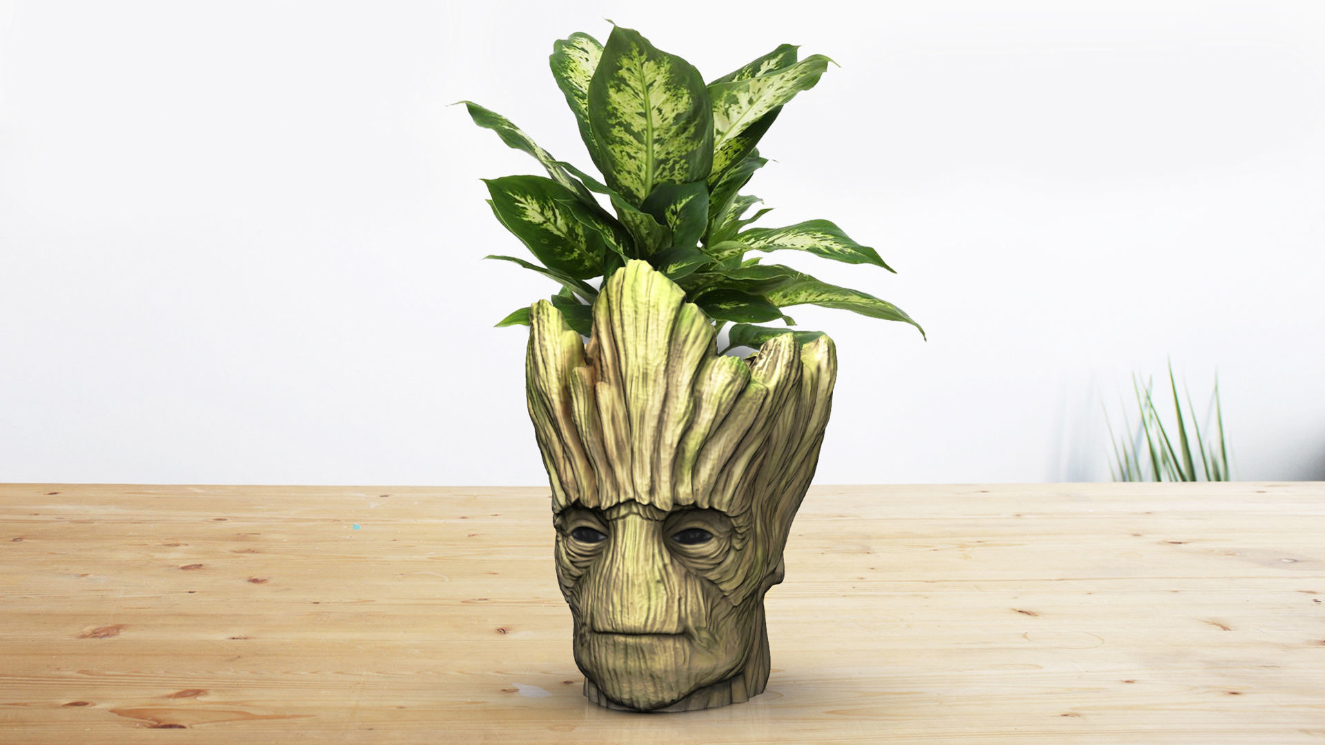Groot Vase - Guardians of the Galaxy - Marvel comics
