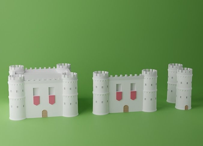 Castle Tower Wall Pack