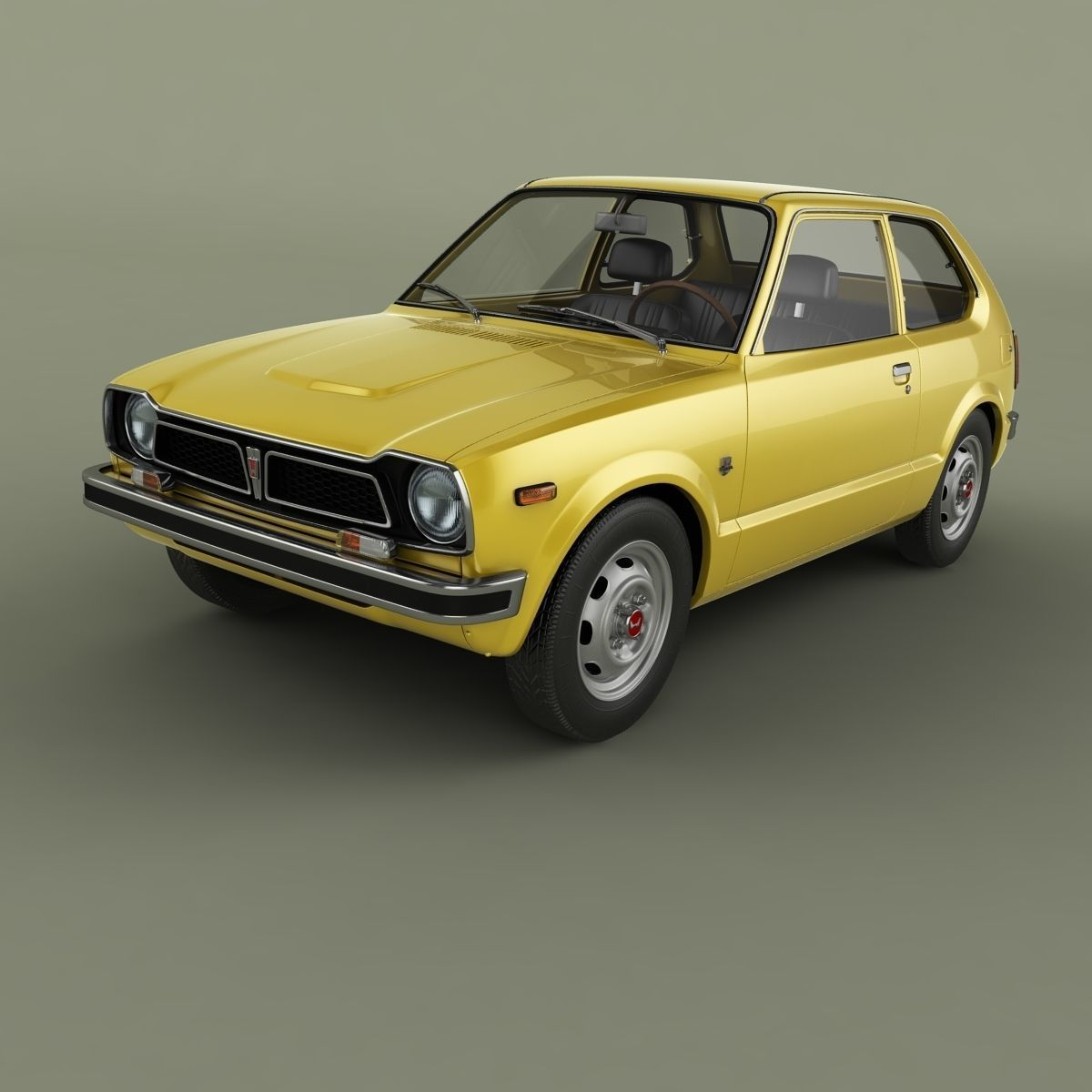 Honda Civic 2-door 1972