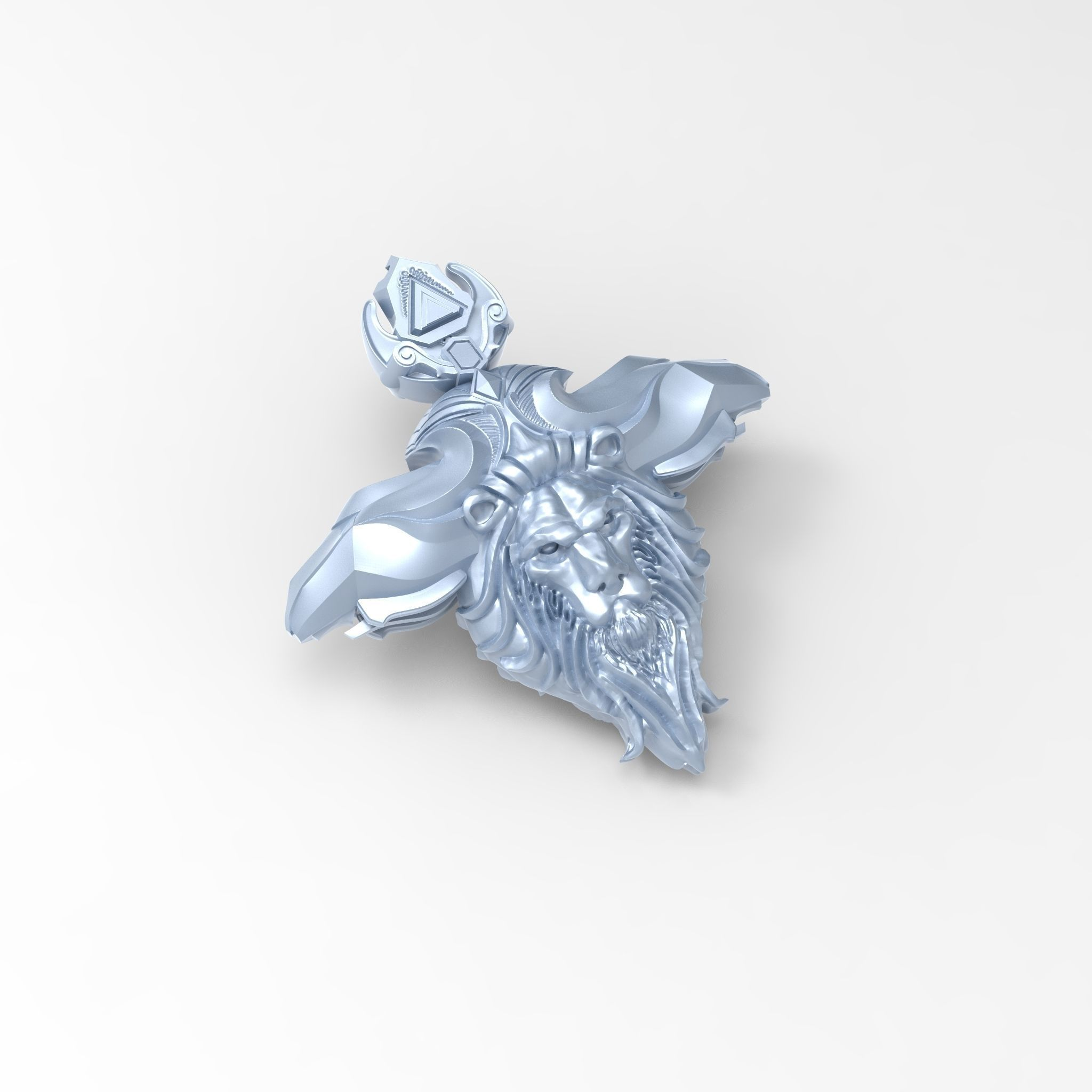 Warcraft Alliance Necklace
