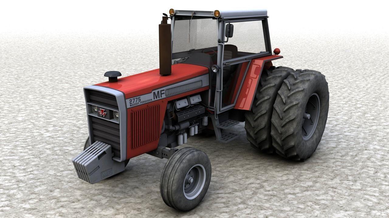 MASSEY FERGUSON 2775 Tractor 1978