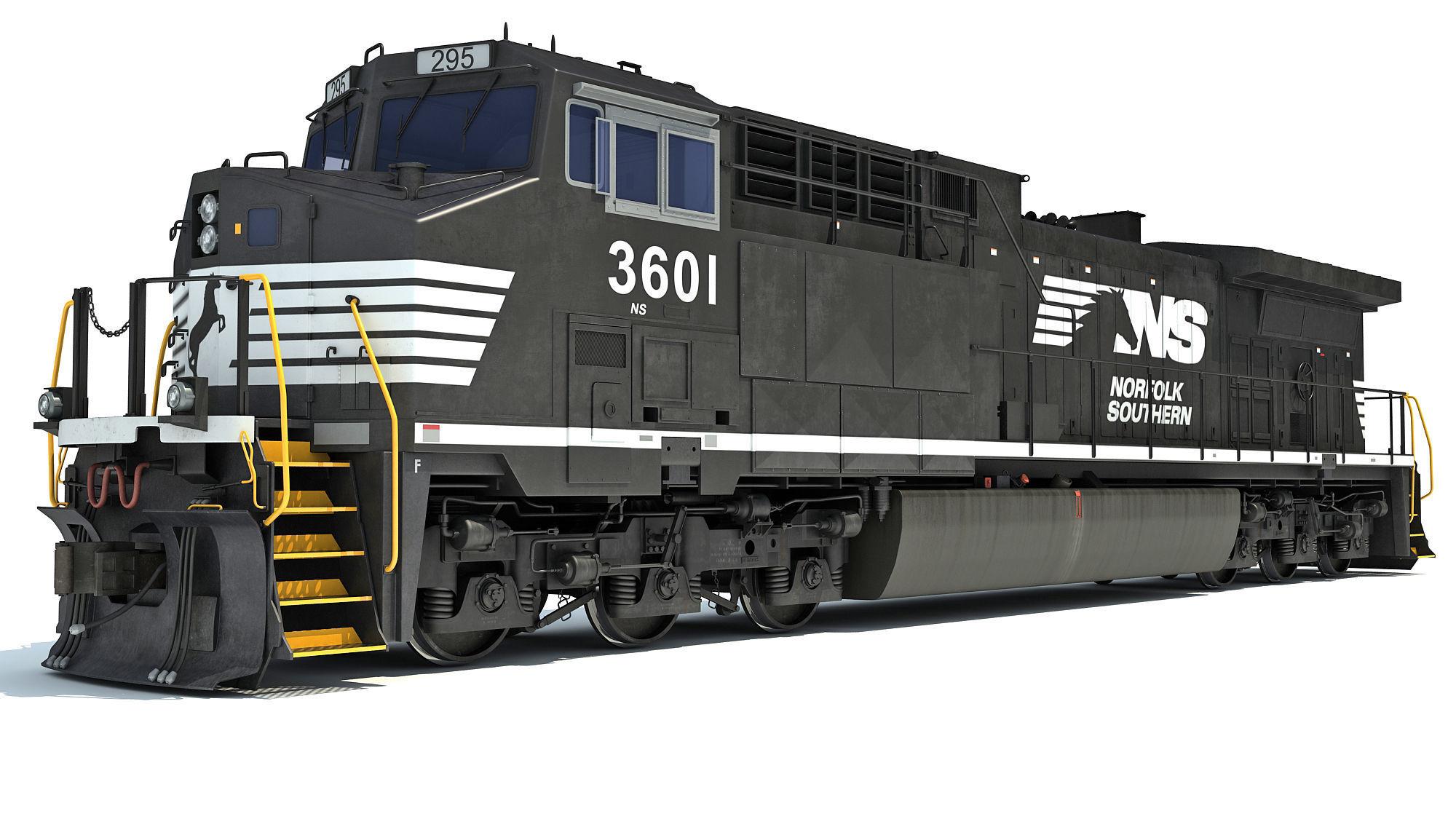Norfolk Southern Locomotive