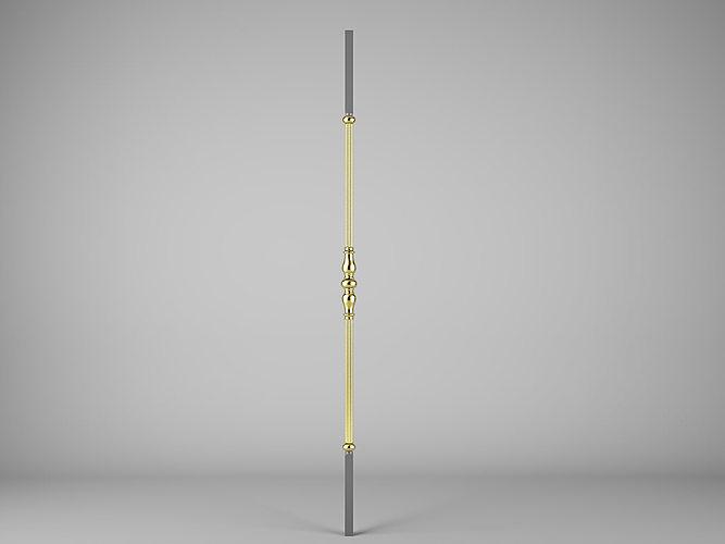 grande forge comtesse bl113 3d model max 1