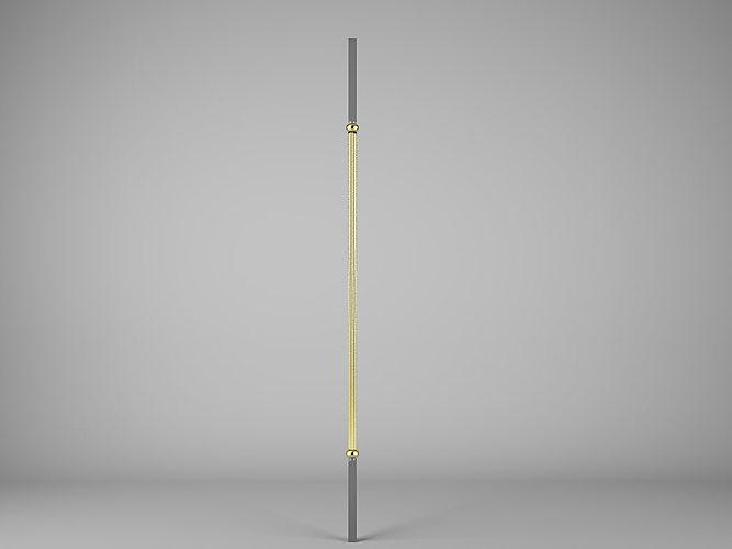 grande forge comtesse bl115 3d model max 1