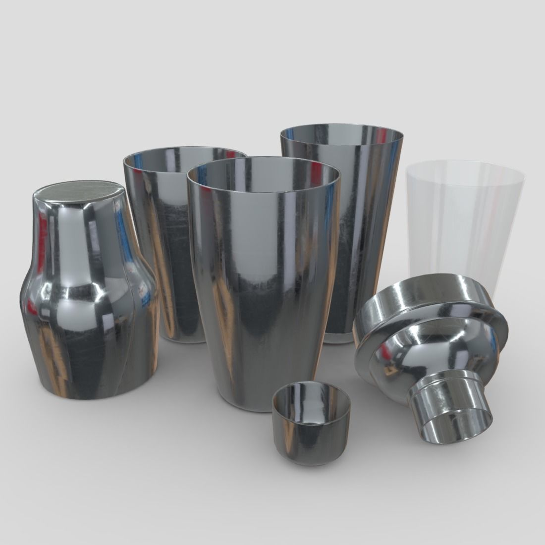 Cocktail Shaker Pack