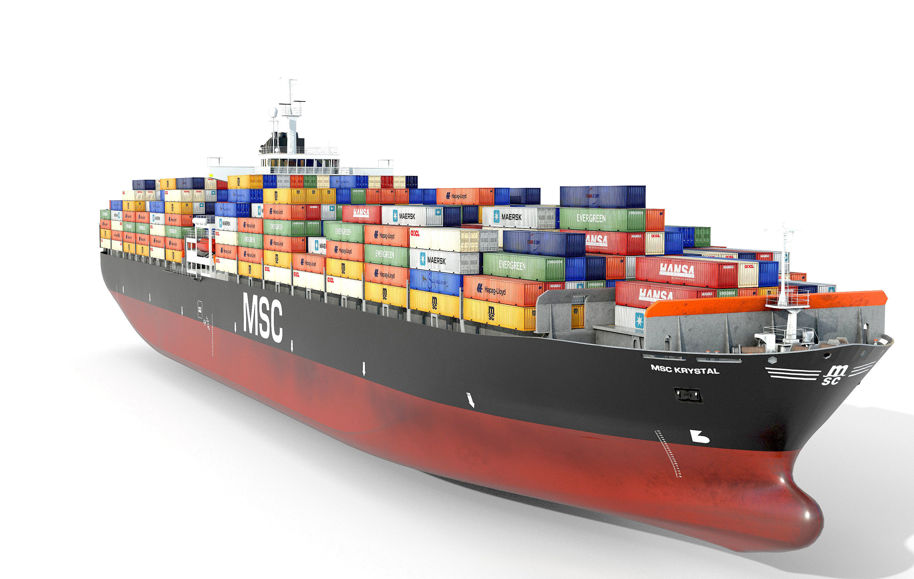 Container ship MSC