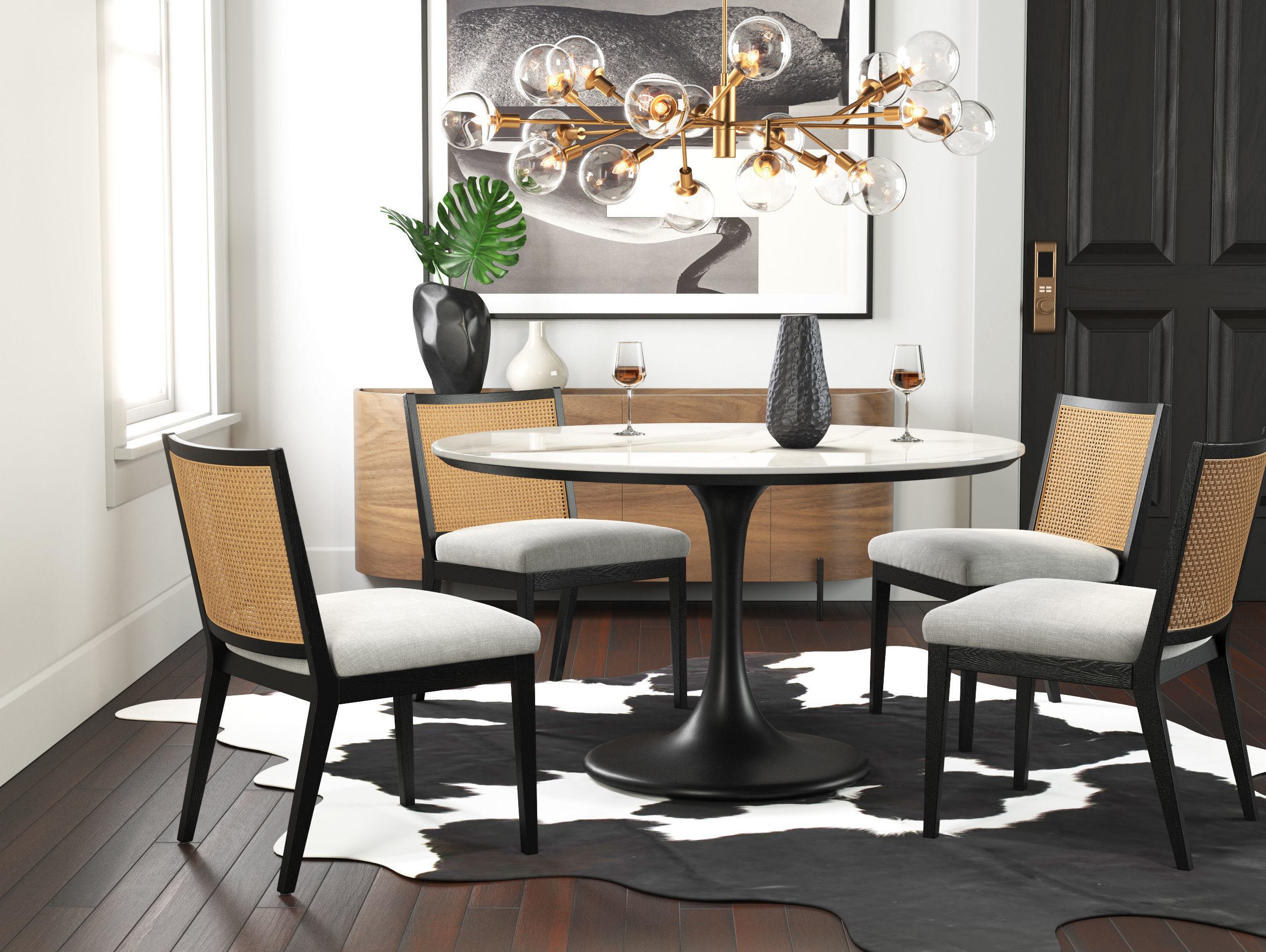 Dining room interior 305