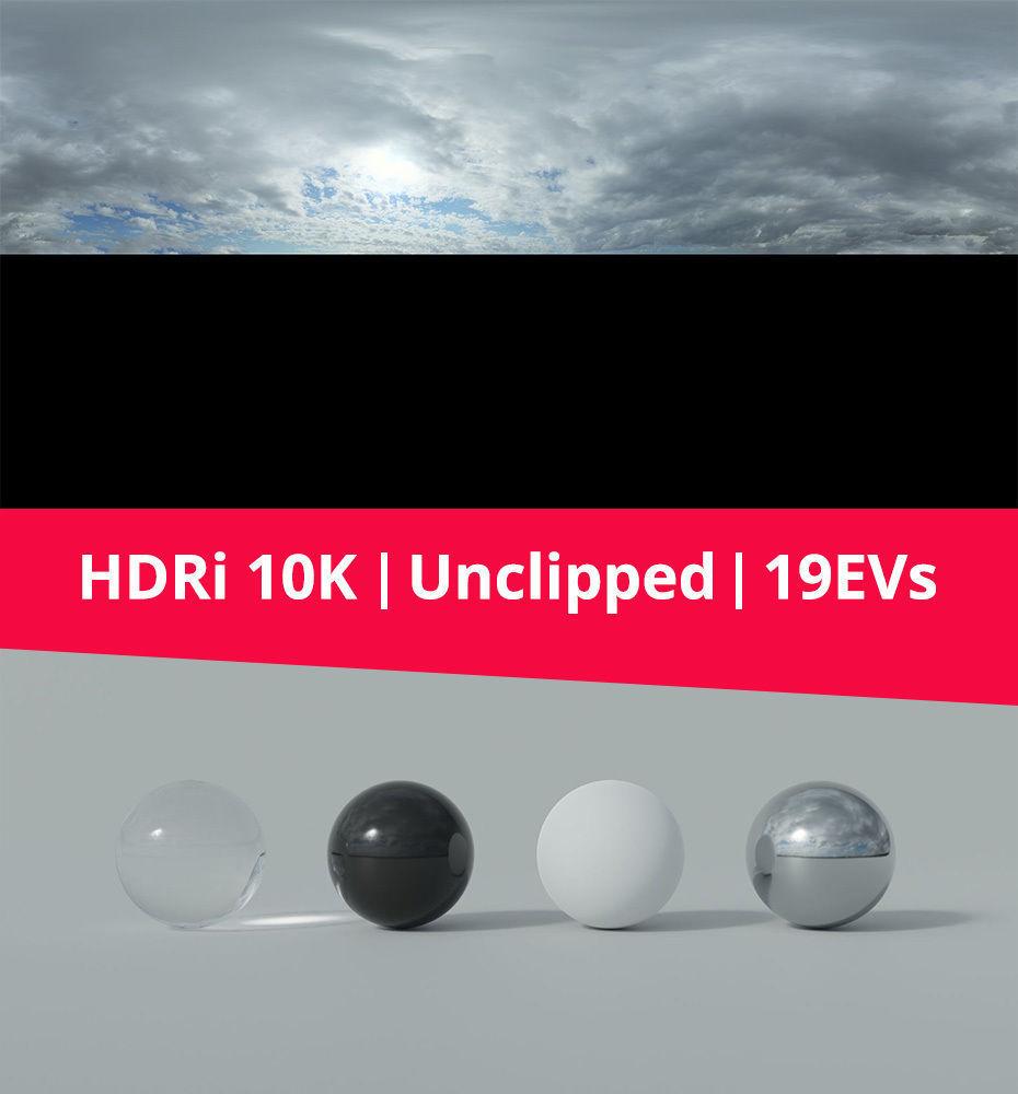 HDRi Sky 017