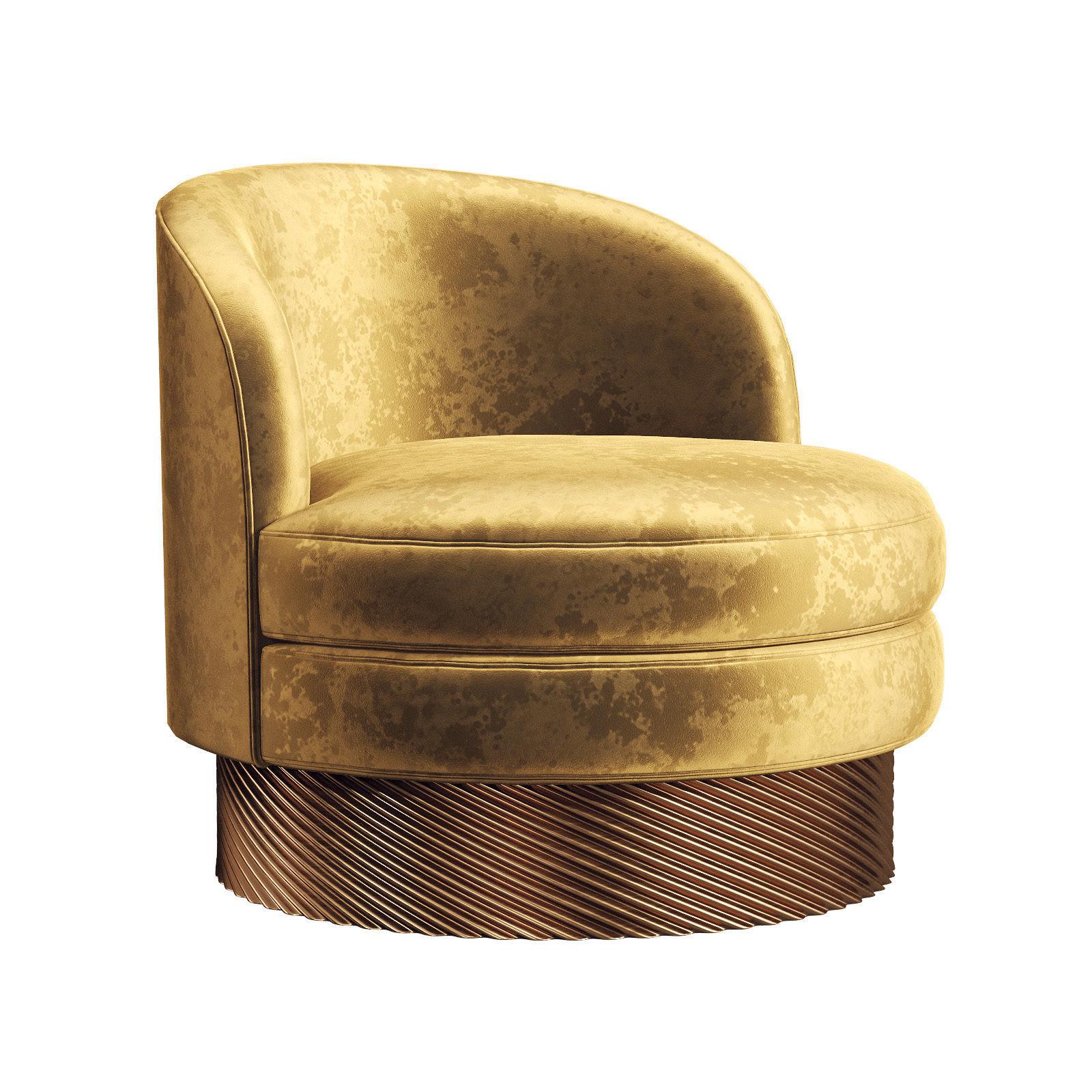 Club sofa chair 107
