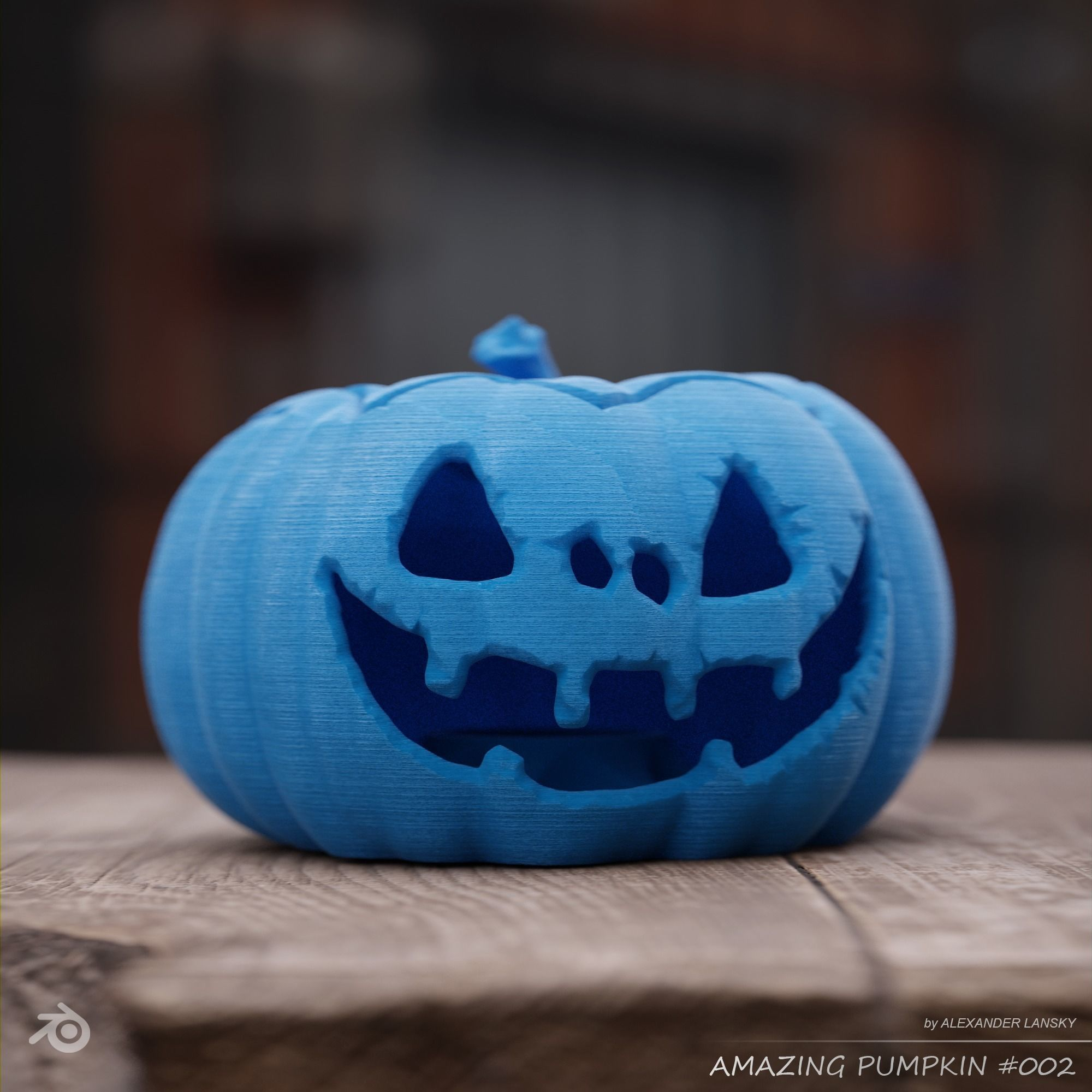 Amazing Pumpkin 002