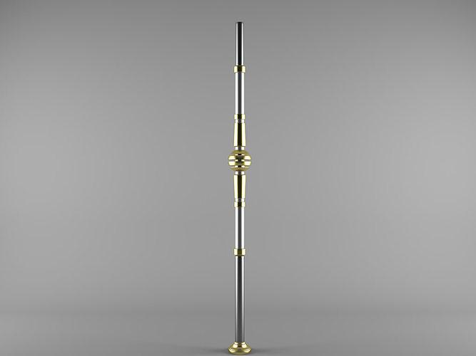 grande forge modern pl170k 3d model max 1