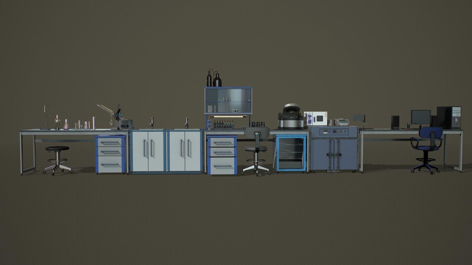 LaboratorPACK PBR