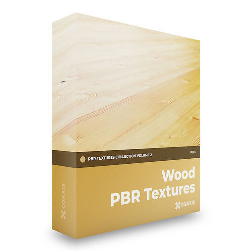 CGAxis PBR Textures Volume 2 Wood