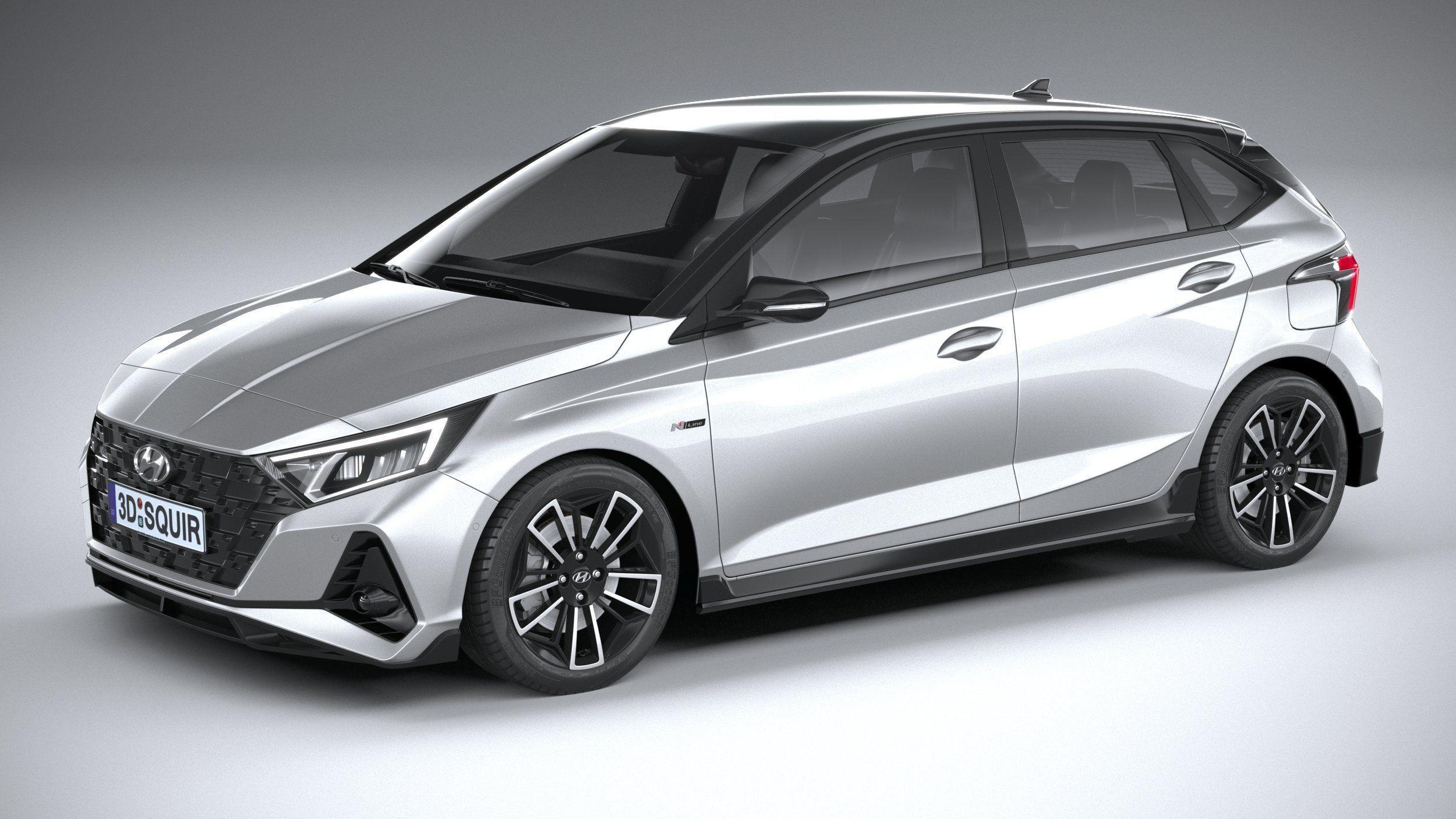 Hyundai i20 N-line 2021