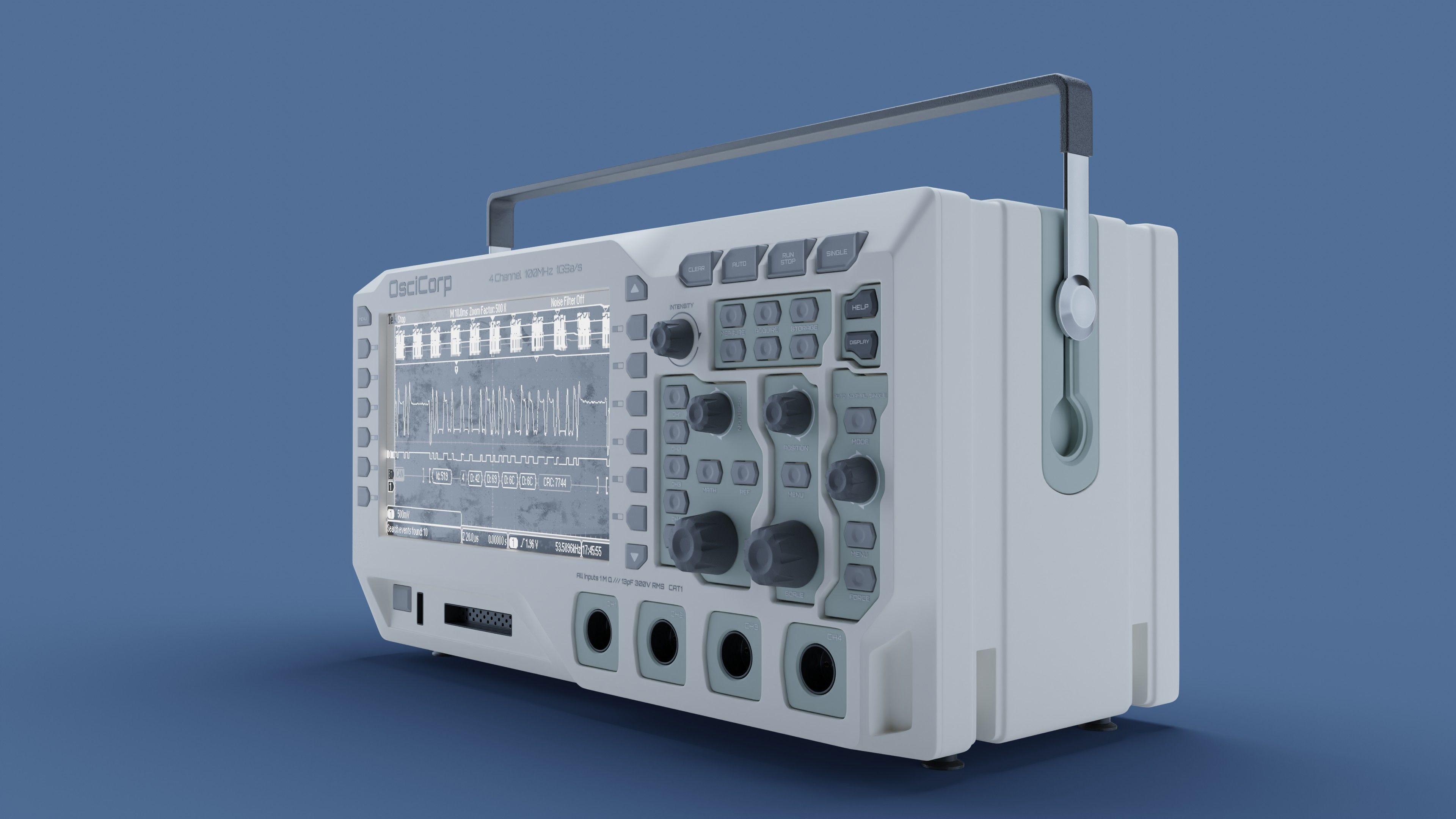 Rigol Oscilloscope
