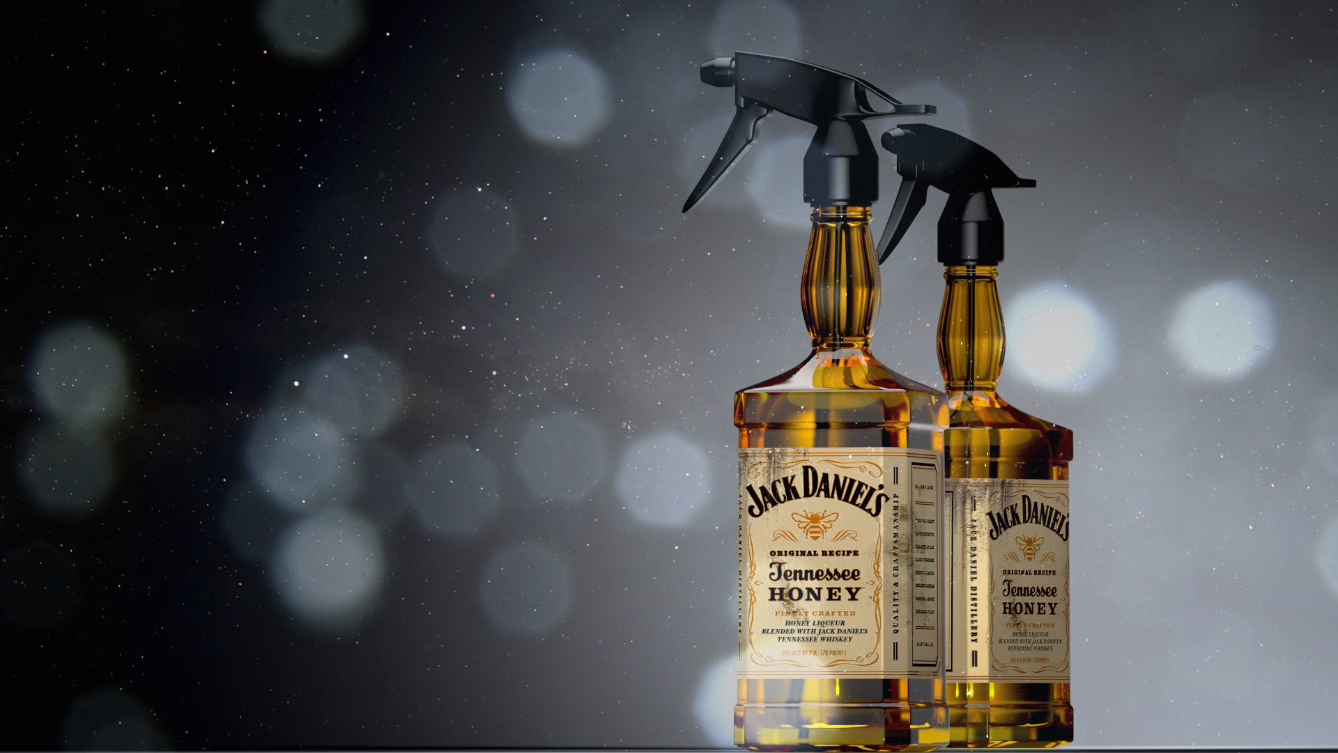 Jack Daniels water Sprayer