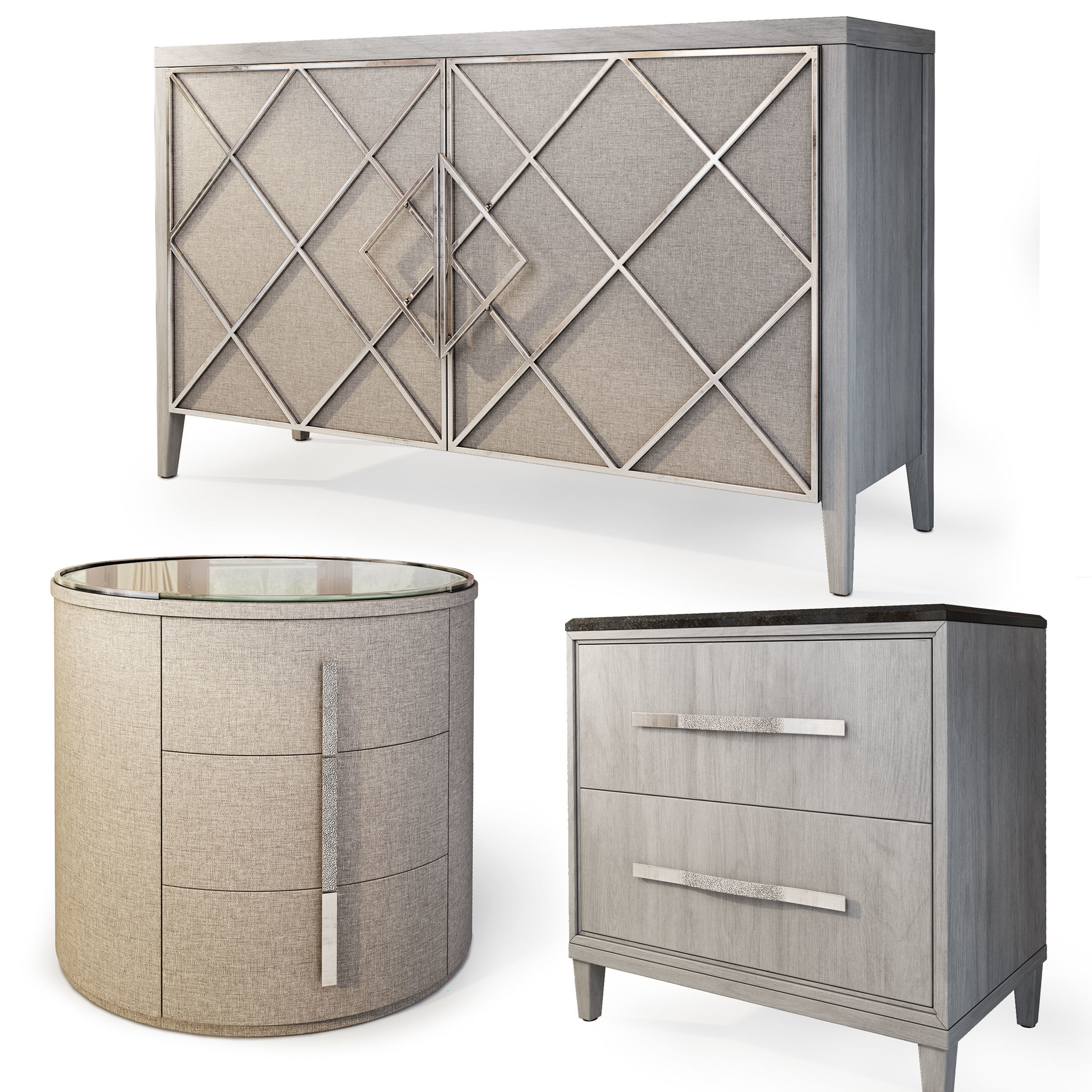 Sideboard nightstand by Carson
