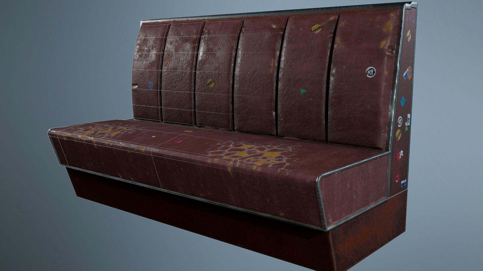 Retro Bar Sofa