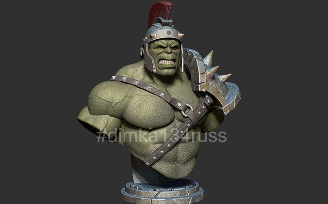 hulk gladiator