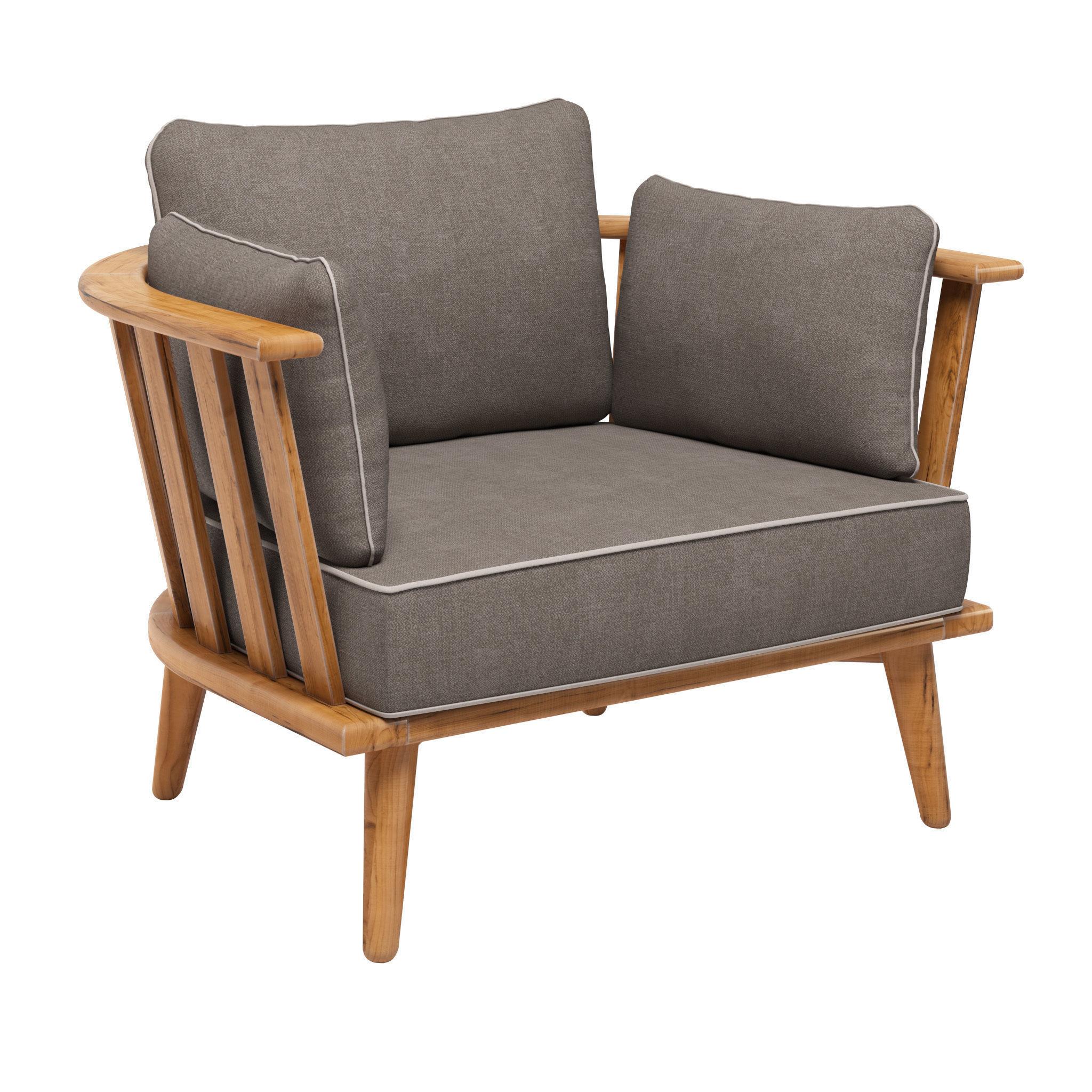 NOUMEA Garden armchair