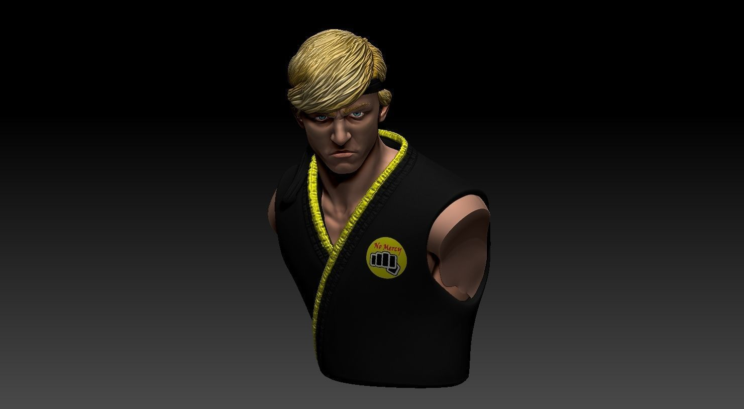 Johnny Lawrence - Cobra Kai - printable