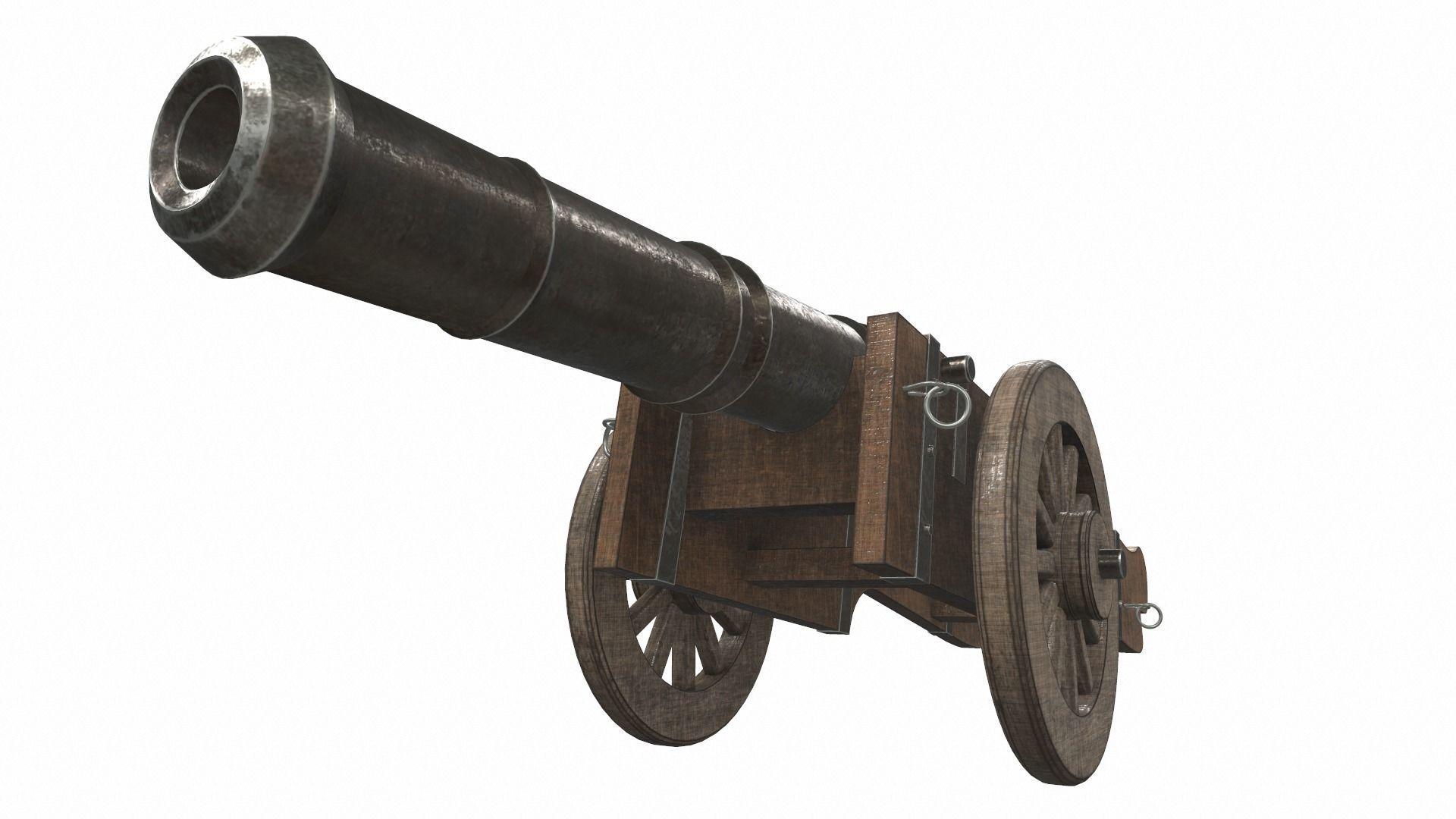 Cannon 7