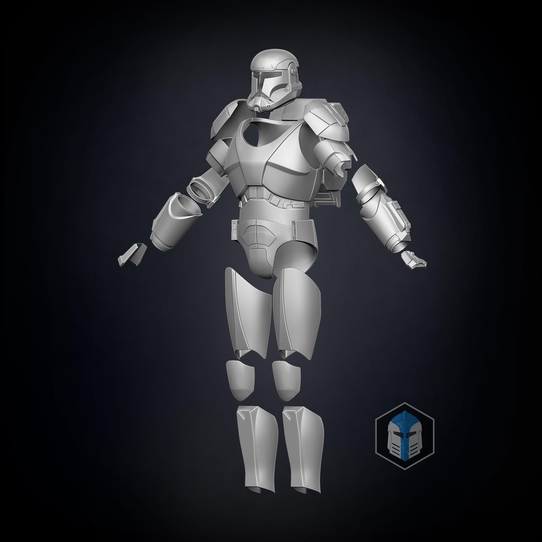 Republic Commando Armor