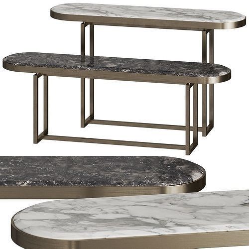 Opera Contemporary Isabel Console Tables