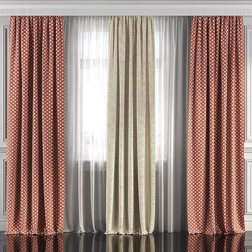 Curtain Set 194