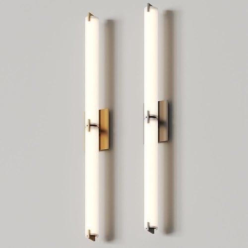 George Kovacs Tube Double Led Bar Wall Lamp
