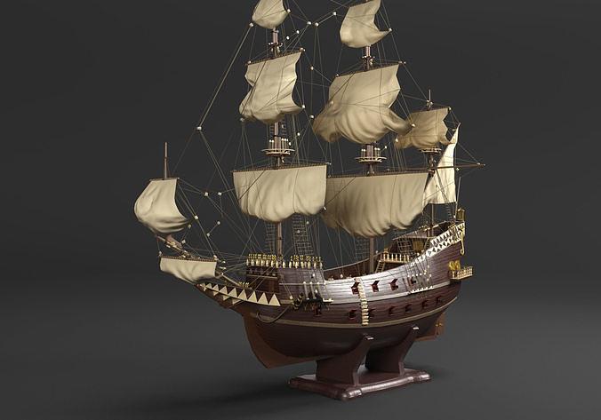 San Giovanni Battista ship