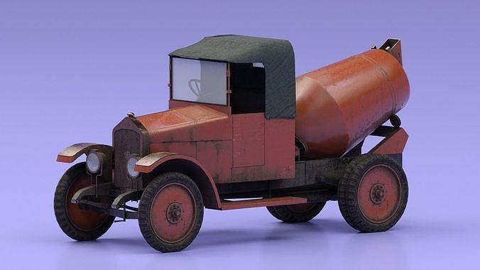 AMO Truck Mixer