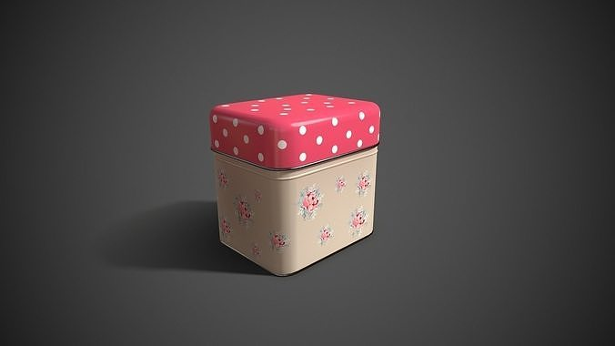 Steel Tin Box