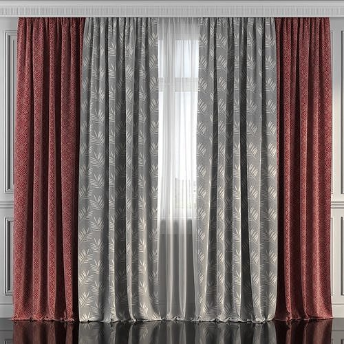 Curtain Set 208