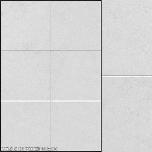 Yurtbay Seramik Cumulus White 800x800