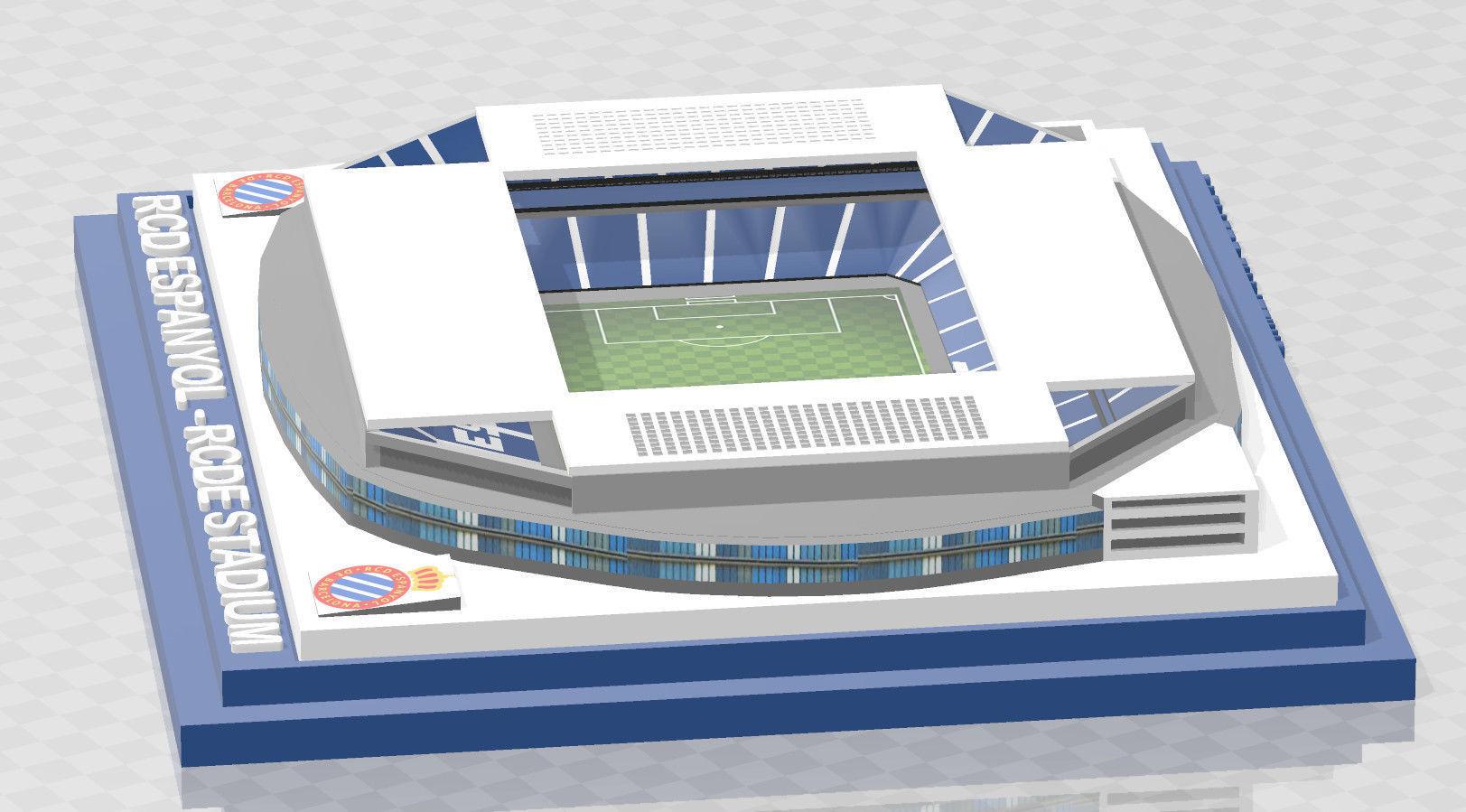 RCD Espanyol - RCDE Stadium
