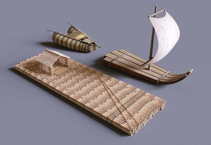 Peruvian Boats