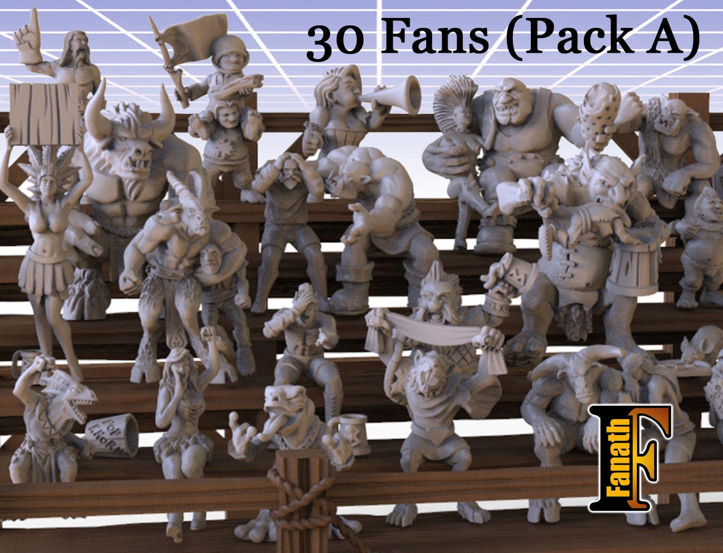 Fans Pack A