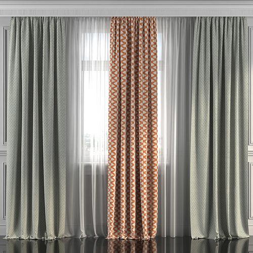 Curtain Set 214
