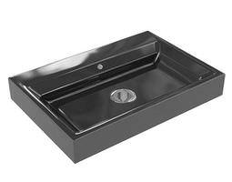 3D Modern dark washbasin sink 16 am127