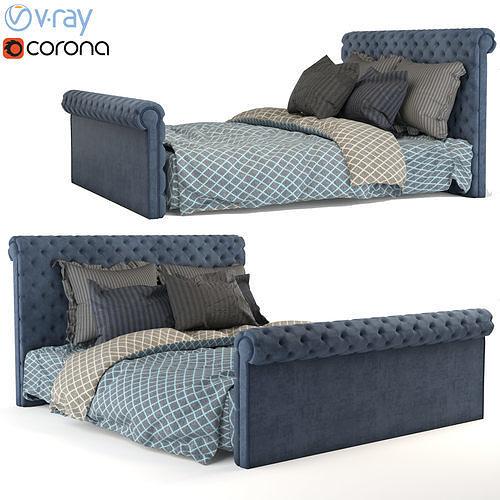 Gamma aston night-bed
