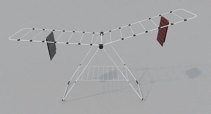 Cloth Hanger PBR