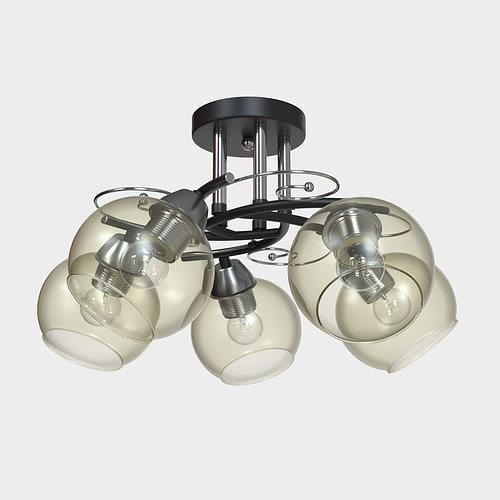 Ceiling chandelier Melefa 3507 - 5C