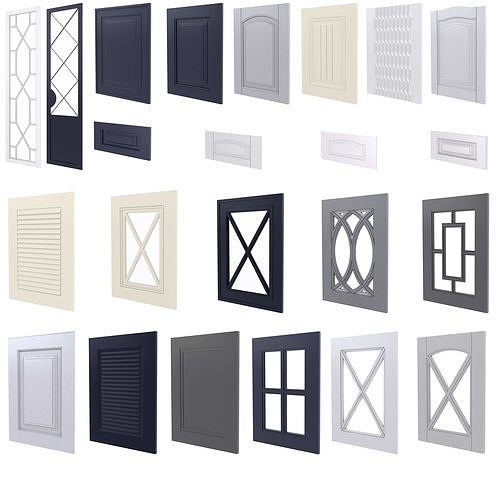 Cabinet Doors Collection