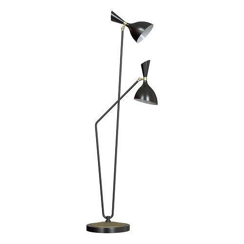 Floor lamp Rasto 4665 - 2F