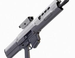 oblivion rifle 3d