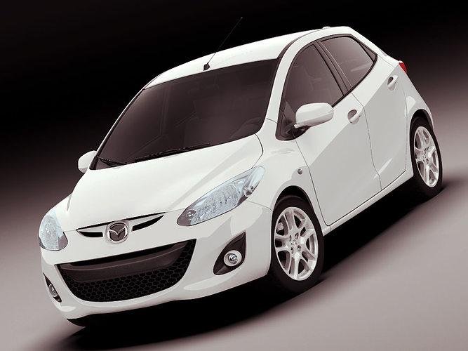 mazda small car models auto cars. Black Bedroom Furniture Sets. Home Design Ideas