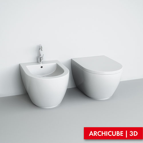 Excellent Wc Bathroom Set