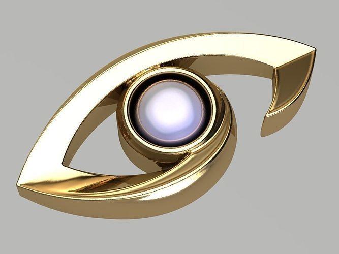 pendant eye