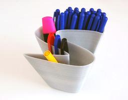 S Vase Free 3D print model